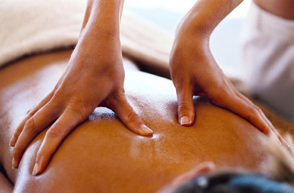 massage for detox