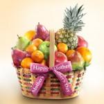 mother's day fruit basket