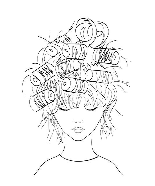 harsh hair treament