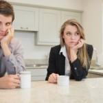 couple under stress