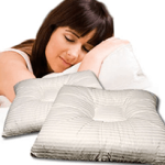 Snoreless anti-snoring pillow