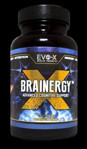 Brainergy-X by EVO-X Health Products