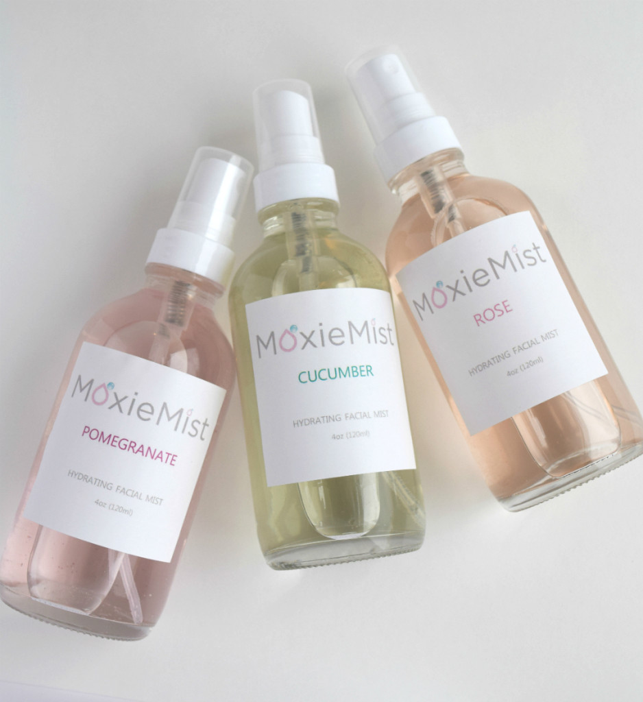 MoxieMist products