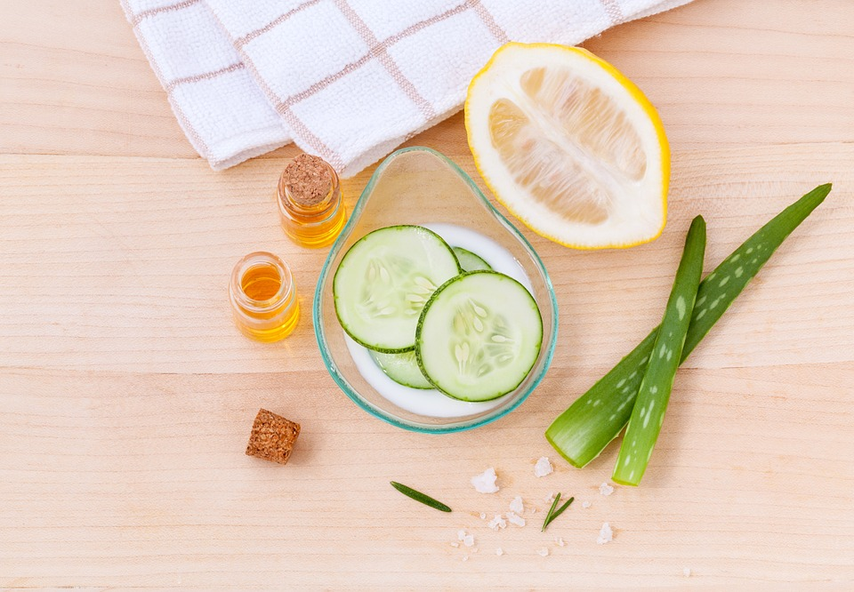 moisturizing effects of cucumber