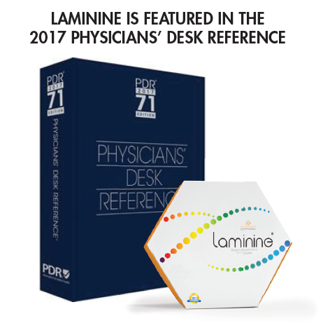 Laminine physicians' desk reference