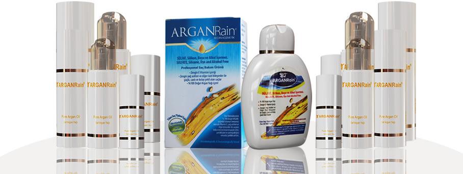 ARGANRain Anti Hair Loss Shampoo